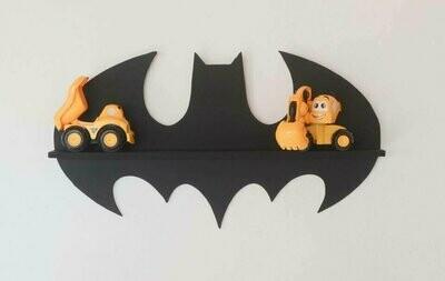 Bat Man Lego Figure Shelf