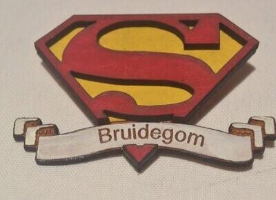 Superman Badges