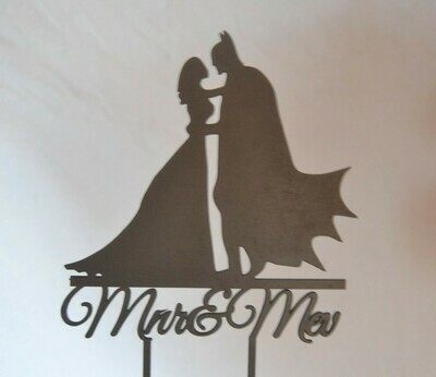 Bat Man Bridal