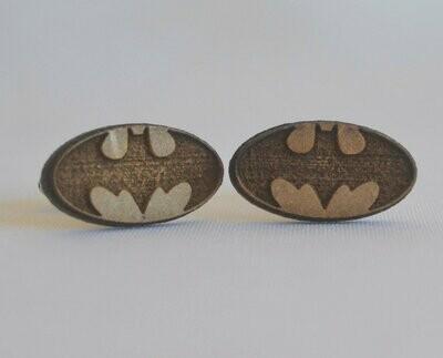 Cufflinks - Bat Man
