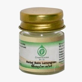 Lemongrass Balm F1 white 5ml 00011
