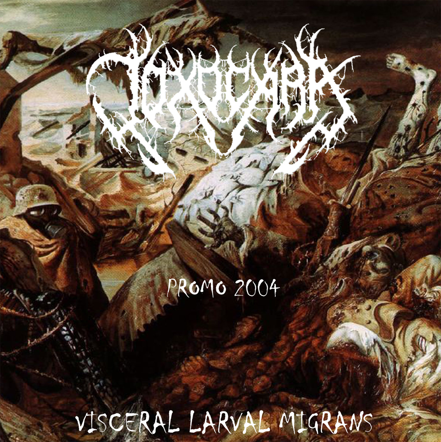 TOXOCARA - Visceral Larval Migrans (PROMO 2004) SOLD OUT 00003