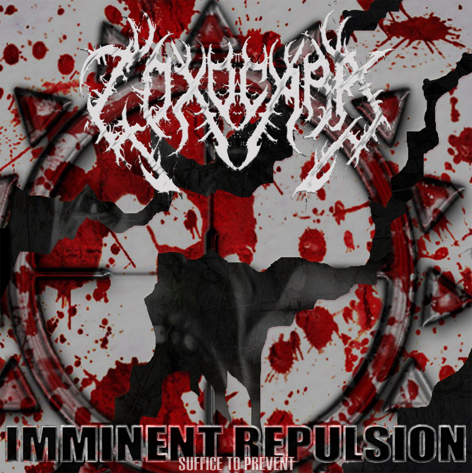 TOXOCARA - Imminent Repulsion (Suffice To Prevent) SOLD OUT 00006