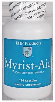 Myrist-Aid Capsules (136 count)