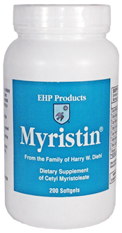 Myristin® Softgels (200 count)