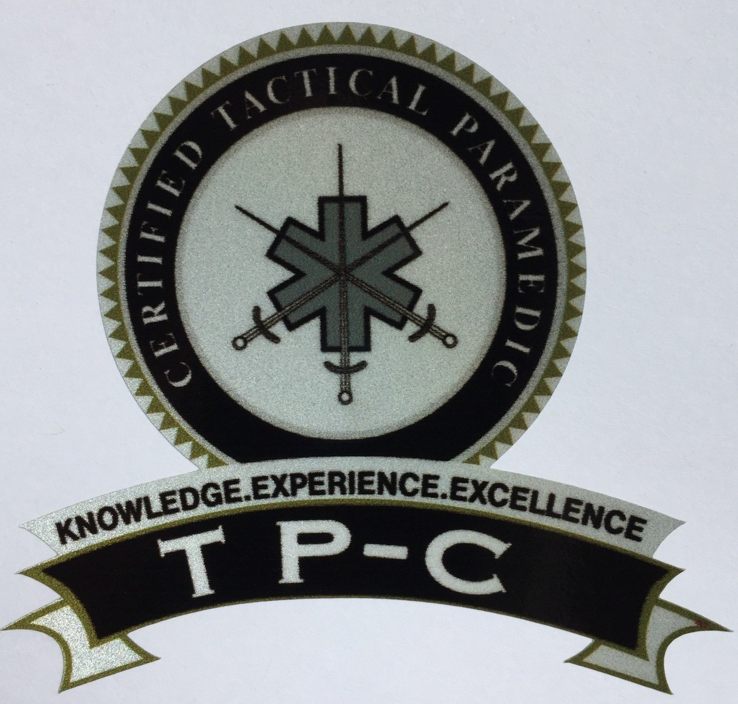 TR-C Reflective Decal