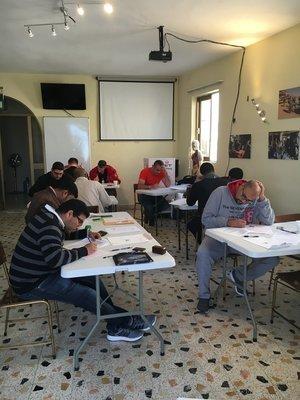 MSTP-C:  Pencil/Paper Examination