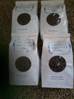 Deep River Roasting Co.-Coffee Sampler Pack- 32 oz.
