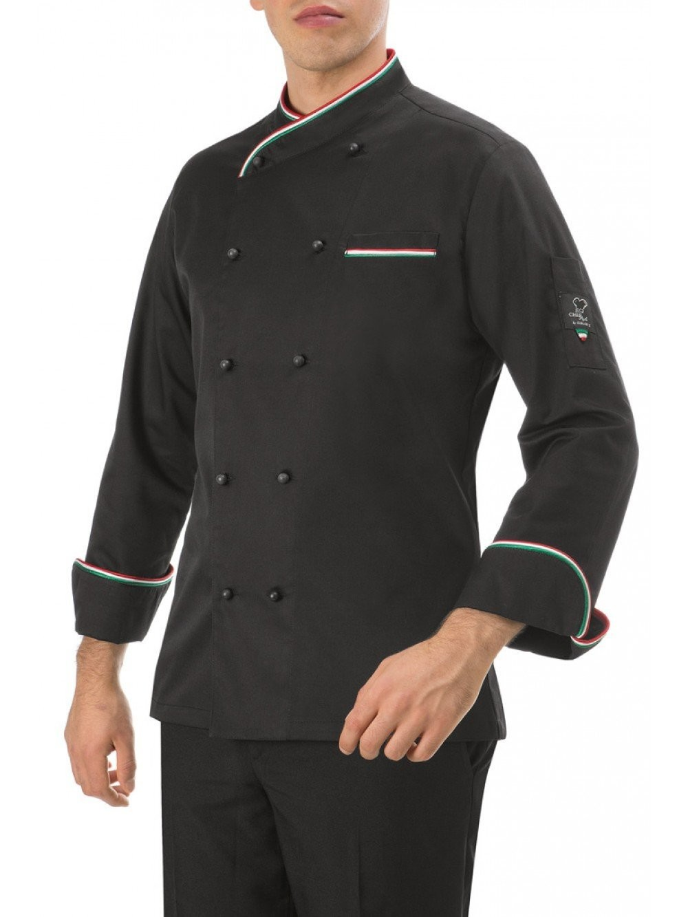 giacche da cucina giblor's nera