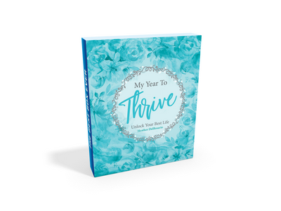 My Year To Thrive - Book