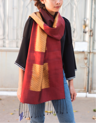 Scarf de Royal (Award Winning Scarf)