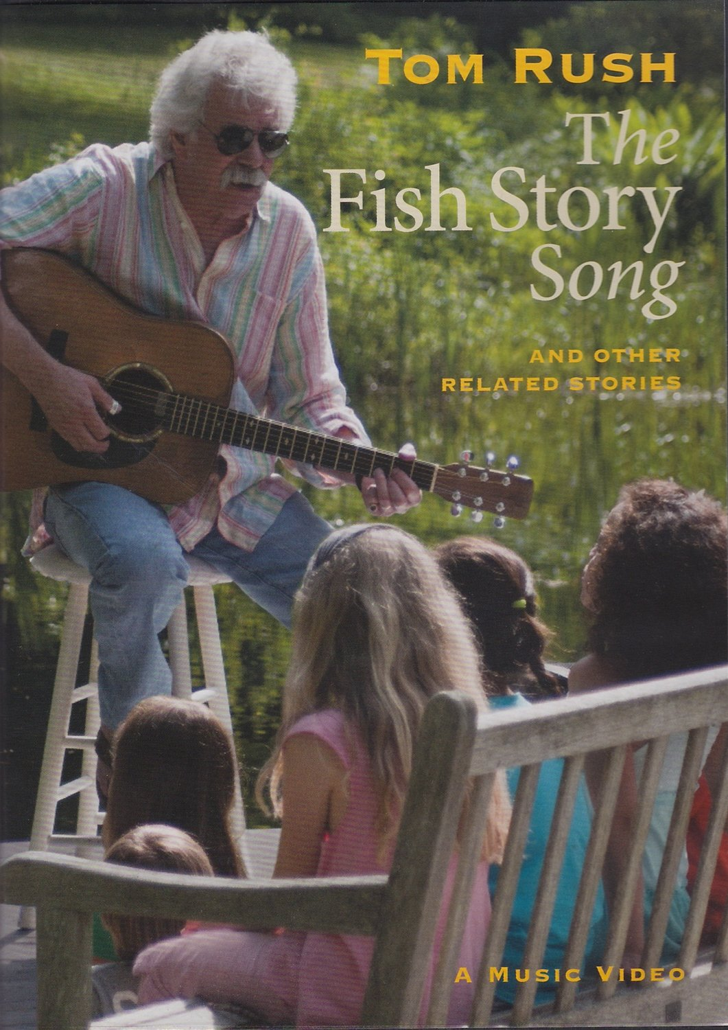 A Fish Story Song and Other Stories (DVD)