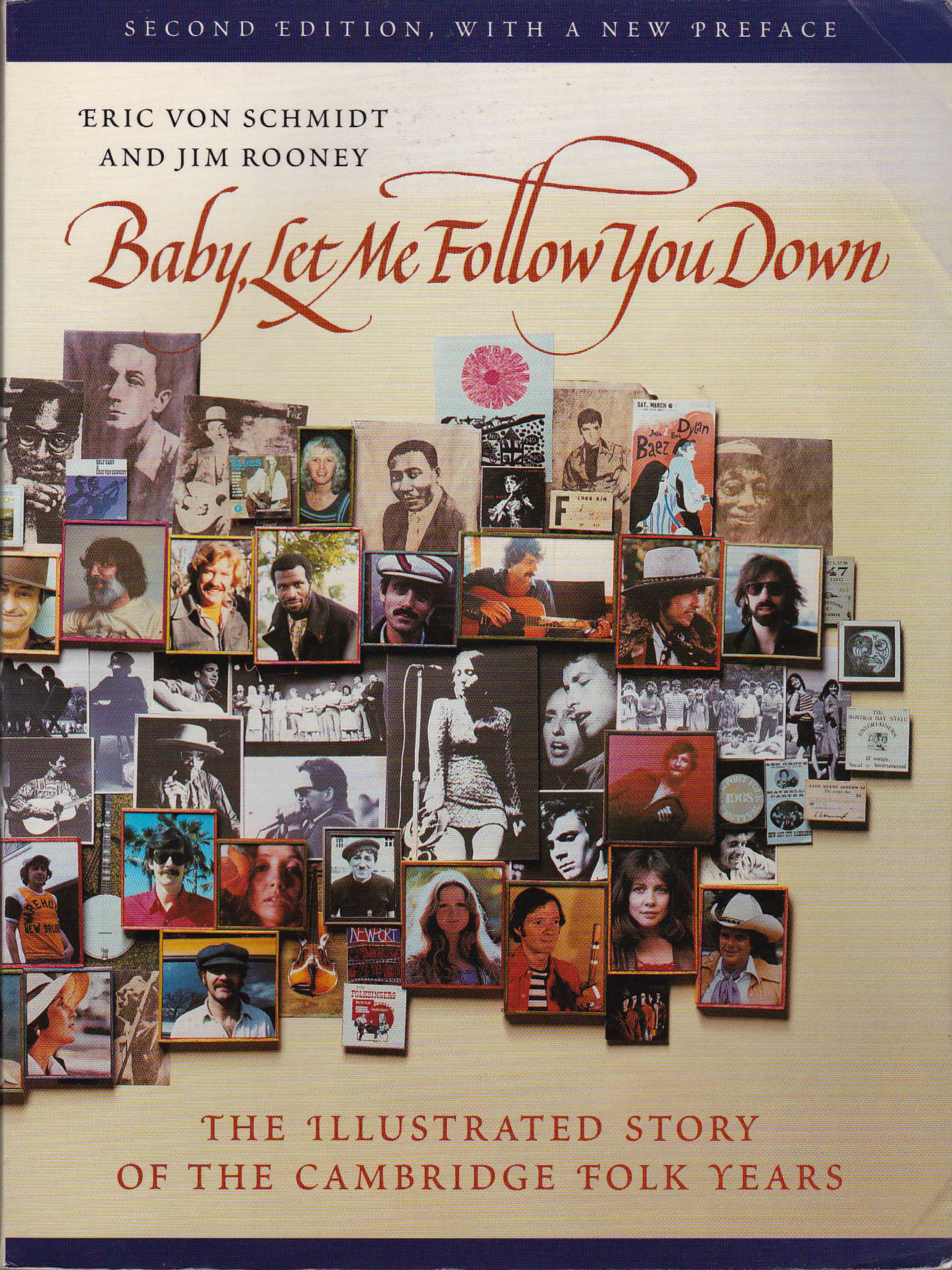 Baby Let Me Follow You Down (Book) 00016