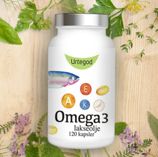 Omega 3 lakseolje