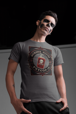 FUNDRAISER Murder House Short-Sleeve Unisex T-Shirt