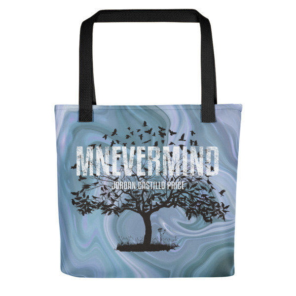 Mnevermind Crows Tote bag