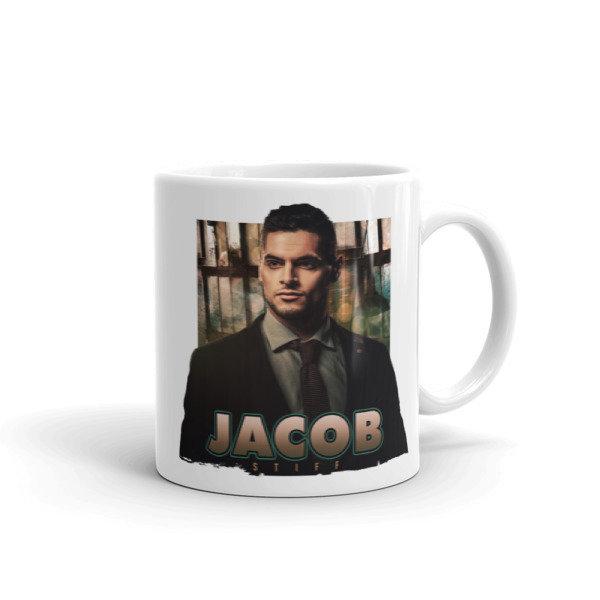 PsyCop Jacob Mug