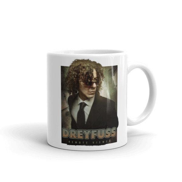 PsyCop Dreyfuss Mug
