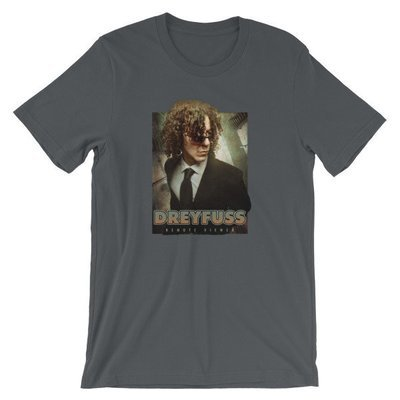 Dreyfuss Remote Viewer Unisex short sleeve t-shirt