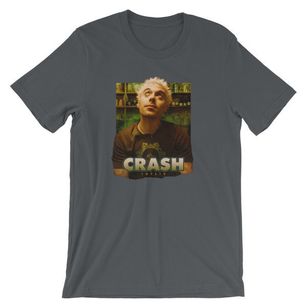 Crash Empath Short-Sleeve Unisex T-Shirt