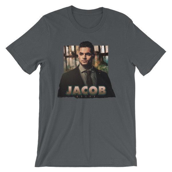 Jacob Stiff Short-Sleeve Unisex T-Shirt