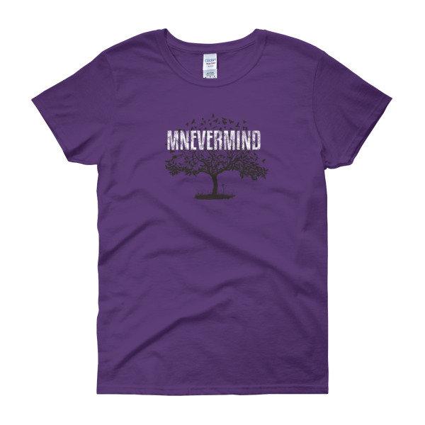 FUNDRAISER Mnevermind Women's short sleeve t-shirt