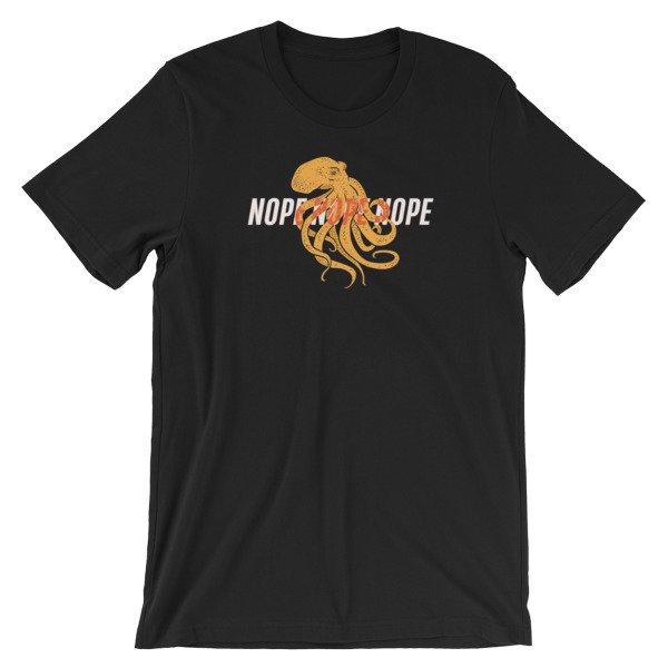 Nopetopus Short-Sleeve Unisex T-Shirt