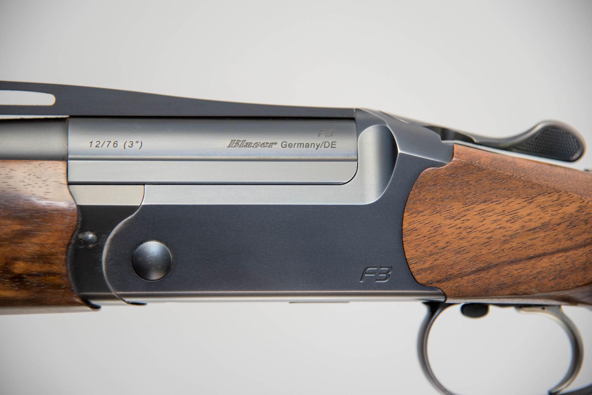 Blaser F3 Vantage Standard 12GA 32in 4544