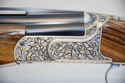 Kolar Max Lite Sporting Custom Strosin Gold 12GA 32