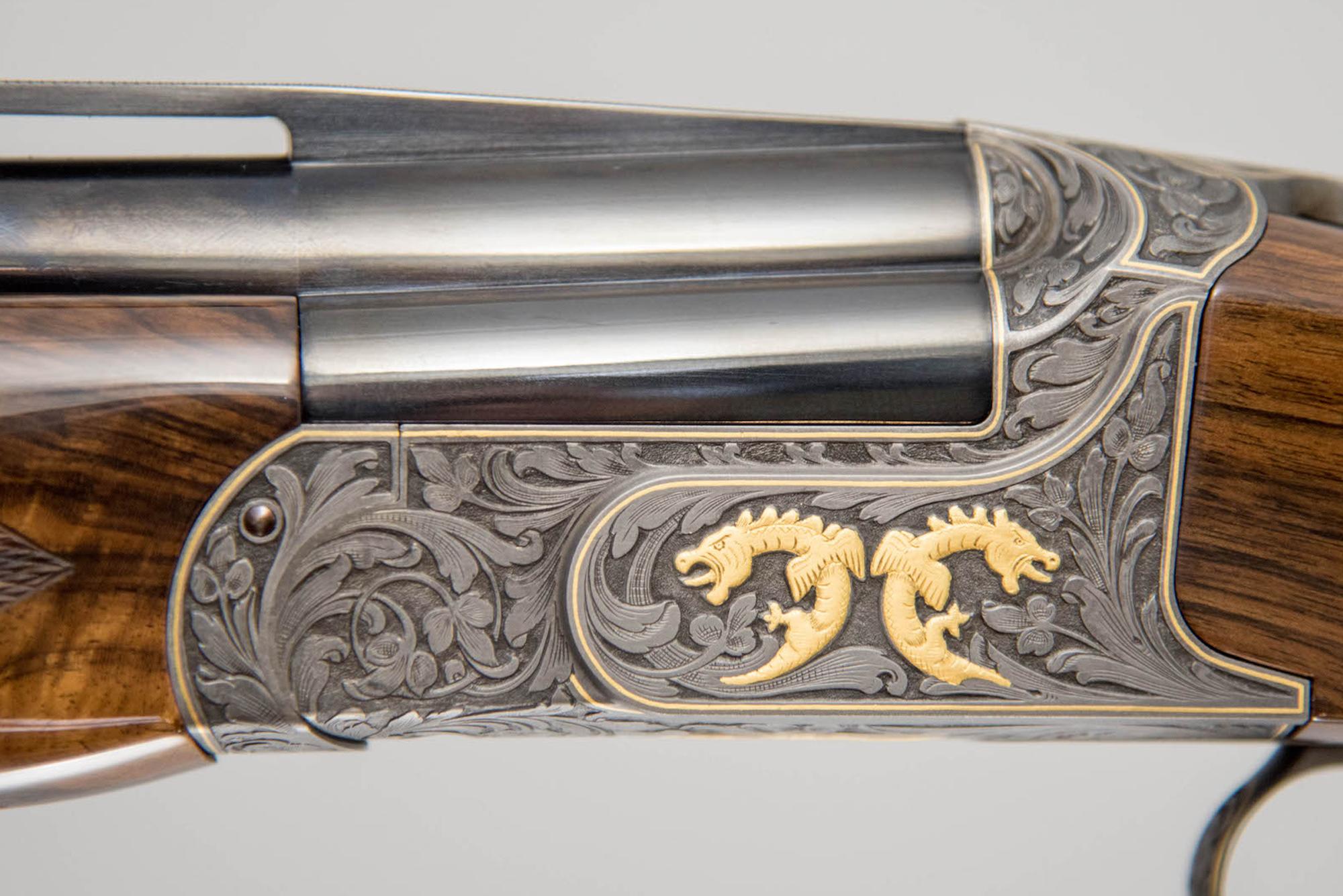 "Kolar Max Lite Sporting Gold Custom by Zeitz 12GA 32"" 4358"