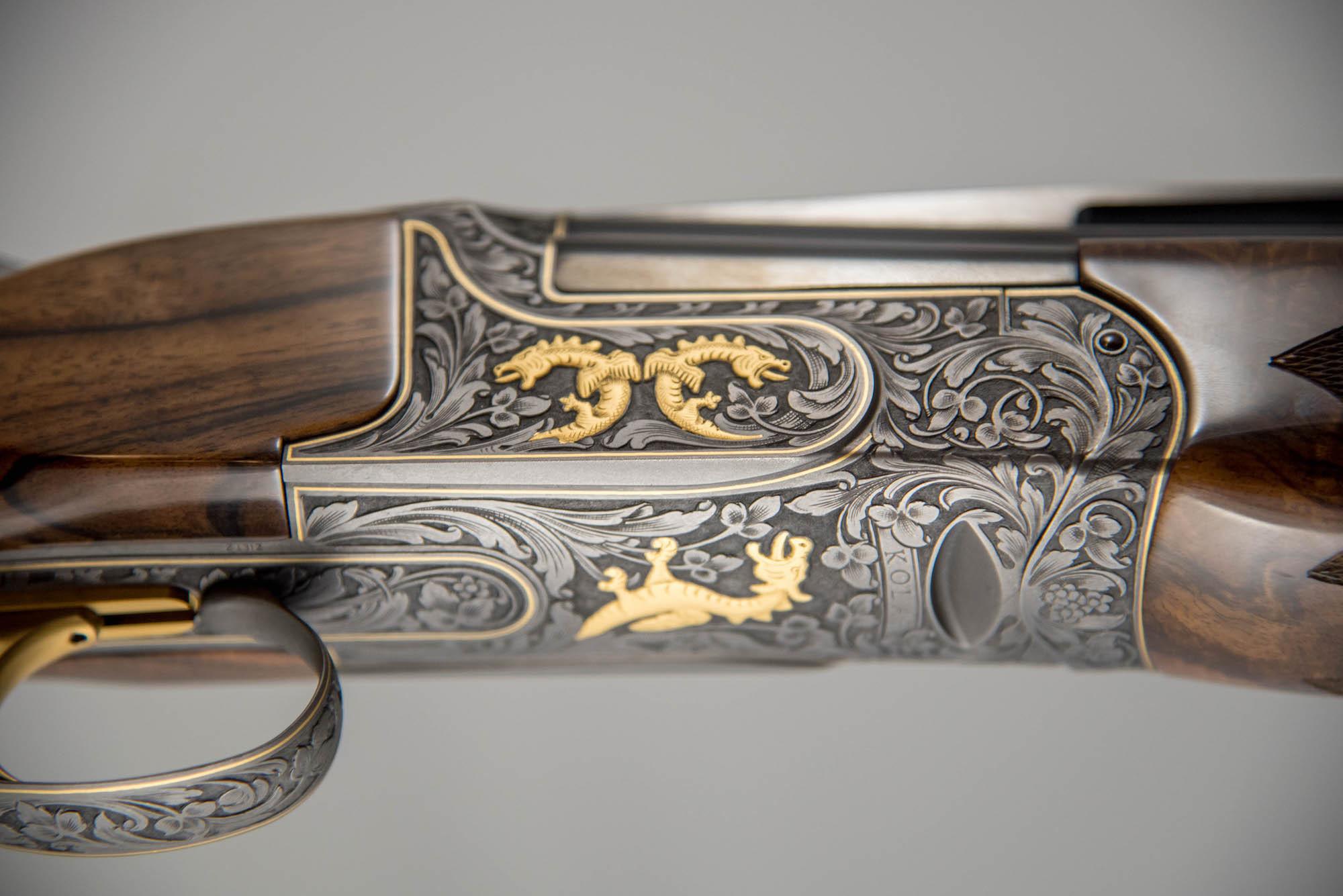 "Kolar Max Lite Sporting Gold Custom by Zeitz 12GA 32"""