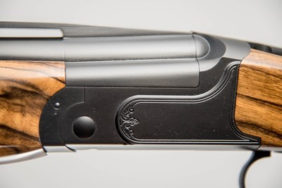 Kolar Max Lite Sporting Standard Black Titanium 12GA 32″