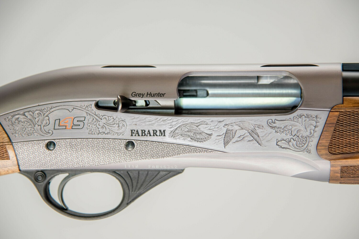 Fabarm L4S Grey Hunter 12GA 28