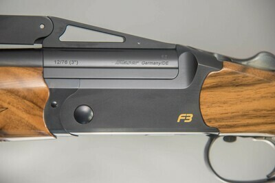 Pre-Owned Blaser F3 Super Trap 12GA 32/34 Combo
