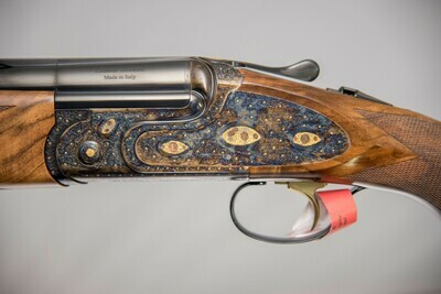 Caesar Guerini Essex Limited Gold Sporting 12GA 32in Left Handed w/ Adj. Stock