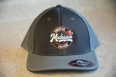 Pacific 404M Trucker Hat - Black
