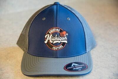 Pacific 404M Trucker Hat - Navy