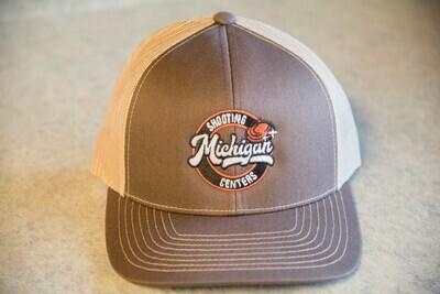 Pacific Snapback Hat - Beige