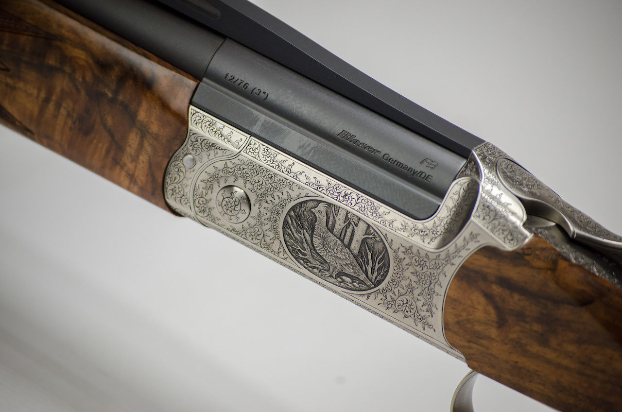 Blaser F3 Vantage Custom Duck & Grouse 12GA 32″