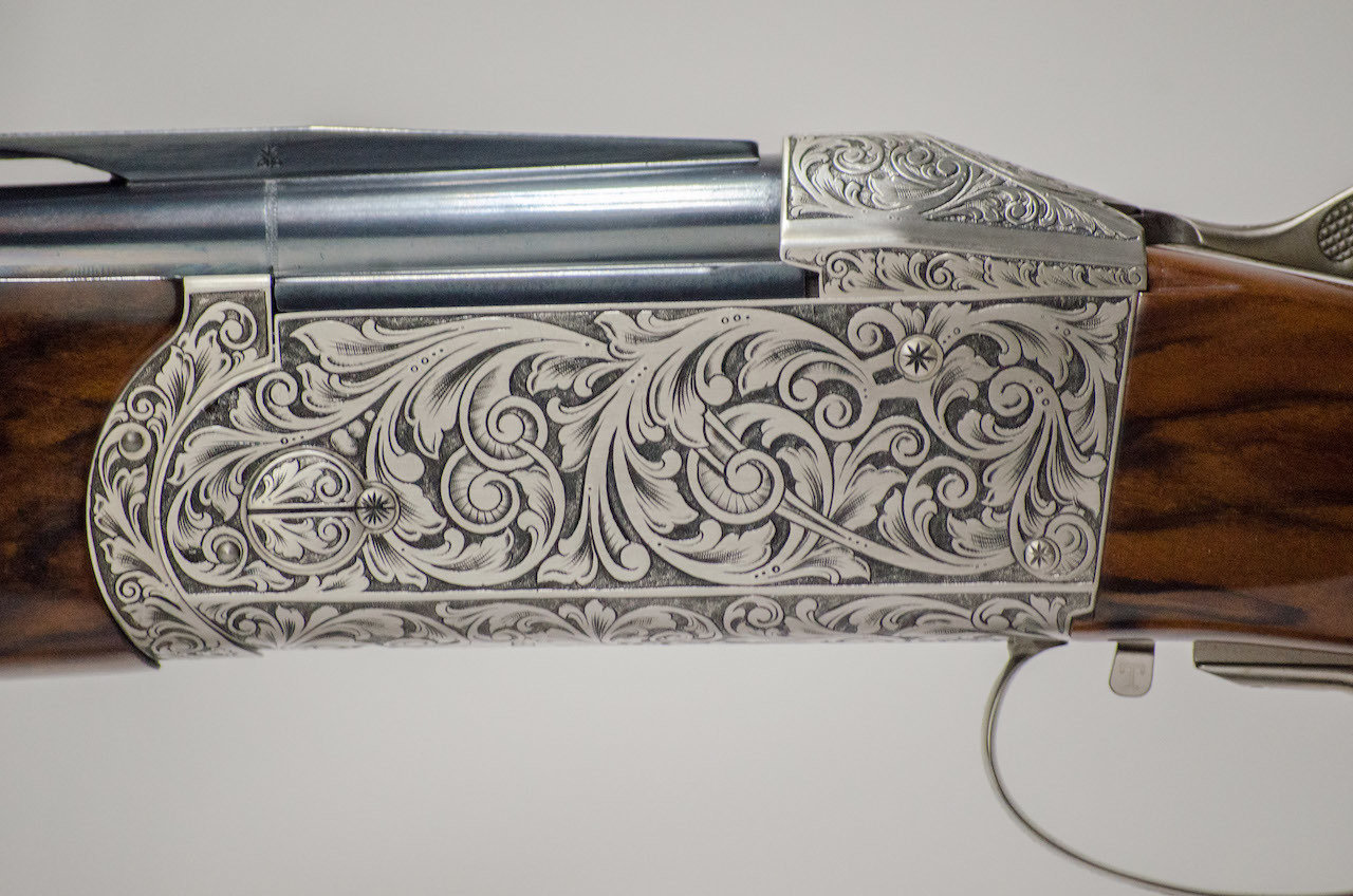 Krieghoff K80 Asprey Scroll Sporting 12GA 32″ 3256