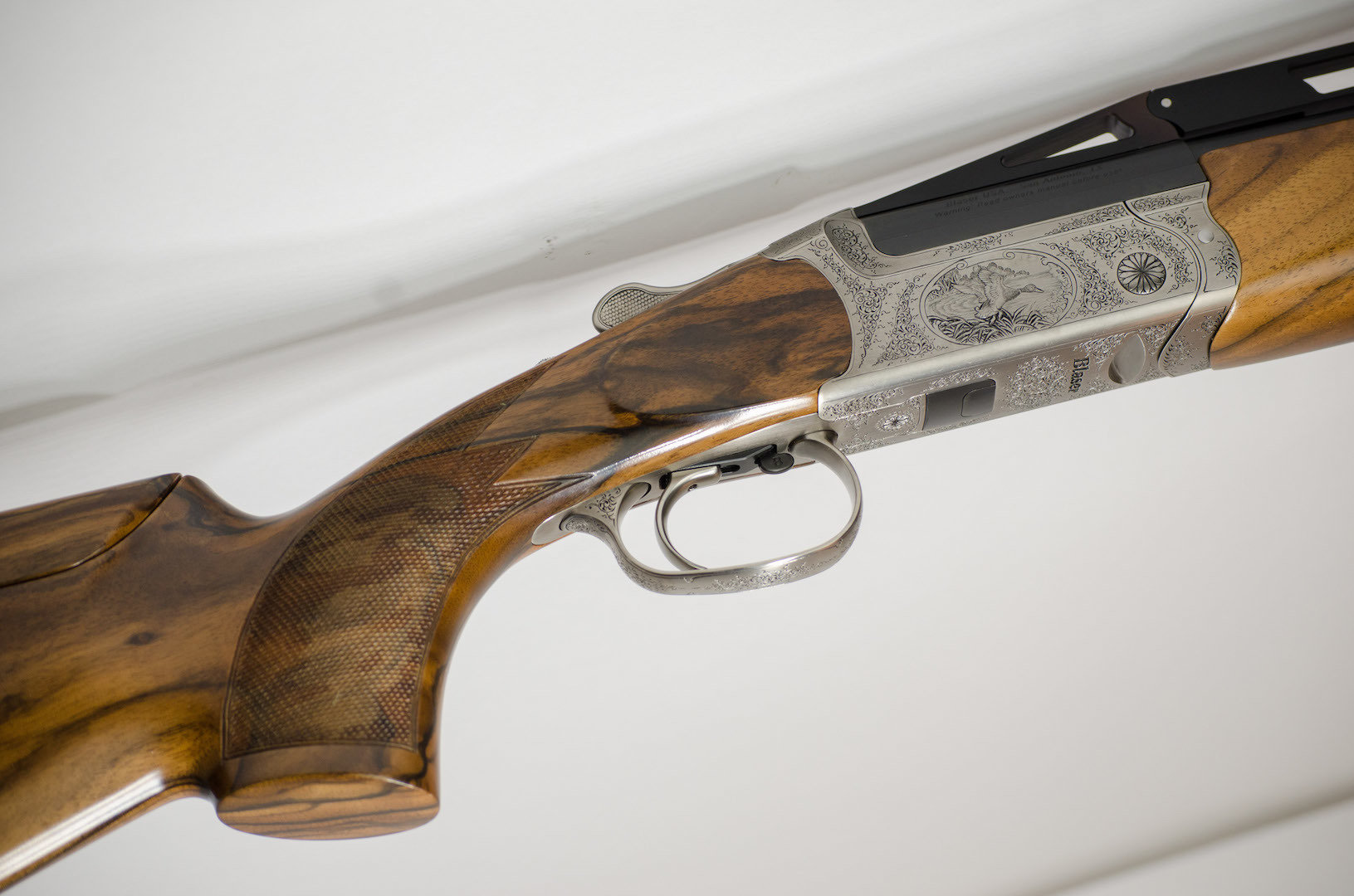 Pre-Owned Blaser F3 Super Sport Super Luxus 12GA 32″