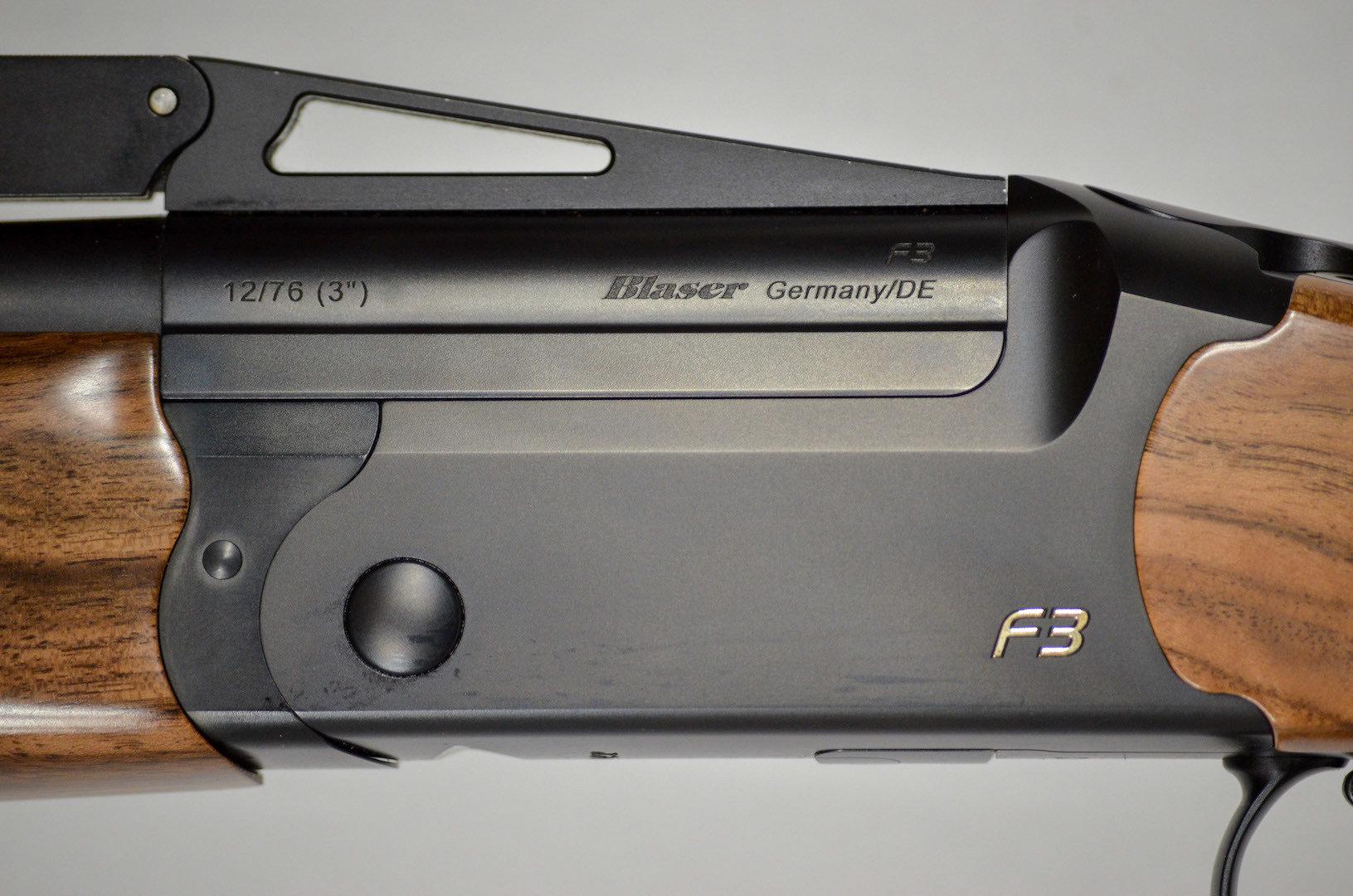 Blaser F3 Super Sport 12GA 32″ 3994