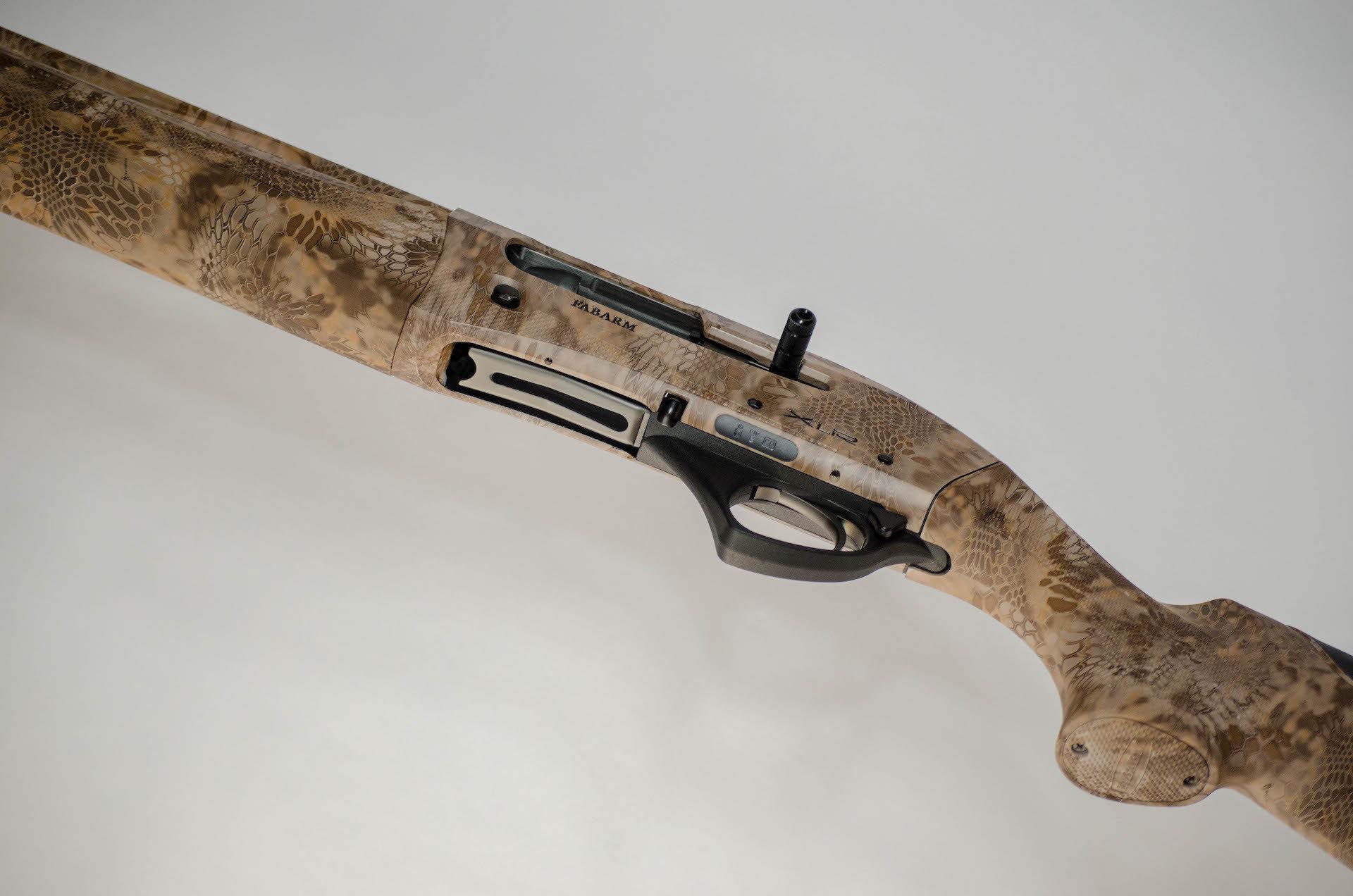 "Fabarm XLR5 Waterfowler 12GA 28"" Left Handed"
