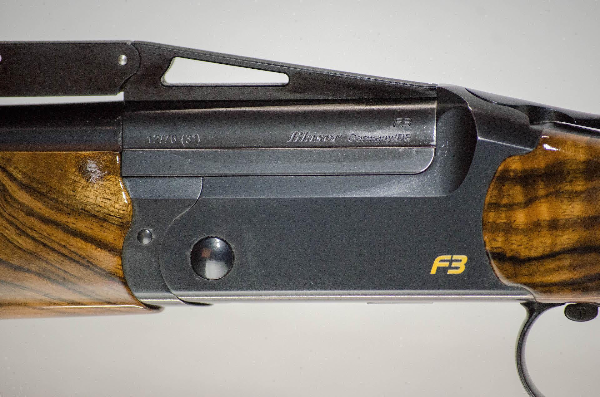 Pre-Owned Blaser F3 Super Sport 12GA 32″ Left Handed 4329