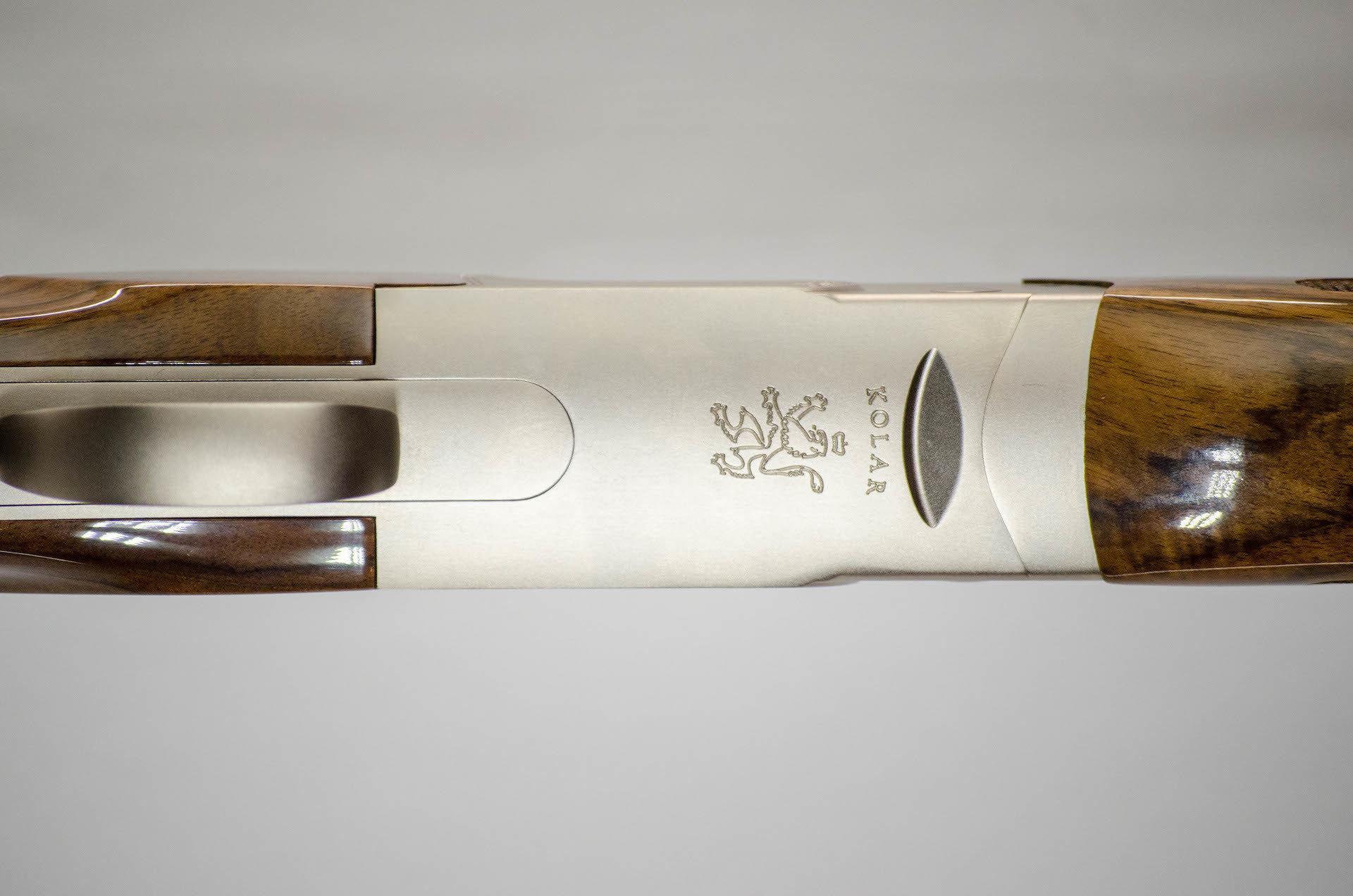 Kolar Max Lite Sporting Adjustable Rib 12GA 32″ Left Handed
