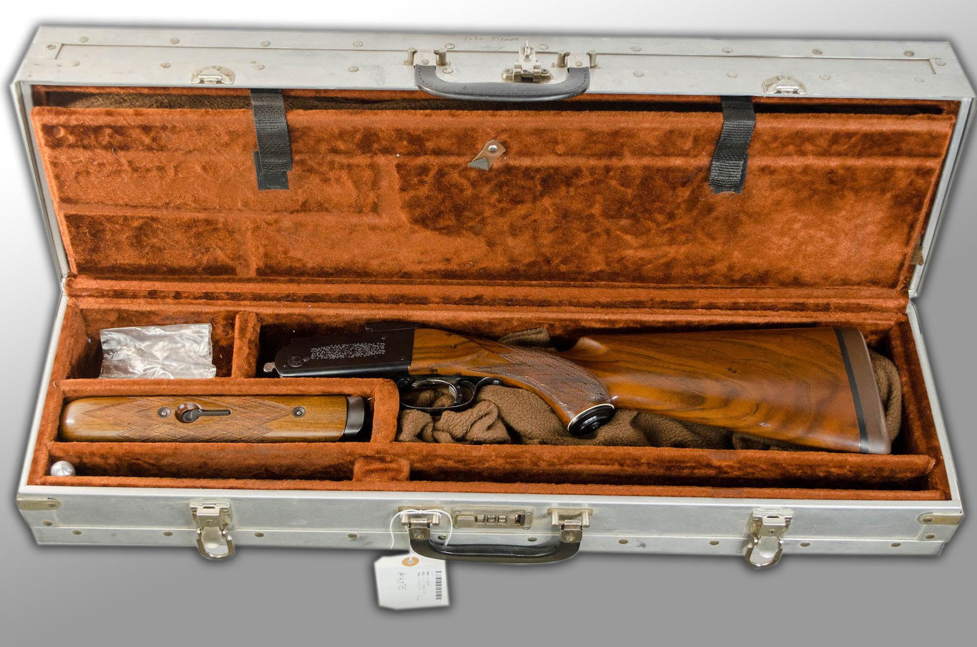 """Pre-Owned Krieghoff K-32 4 Barrel 28"""" Skeet Set"""