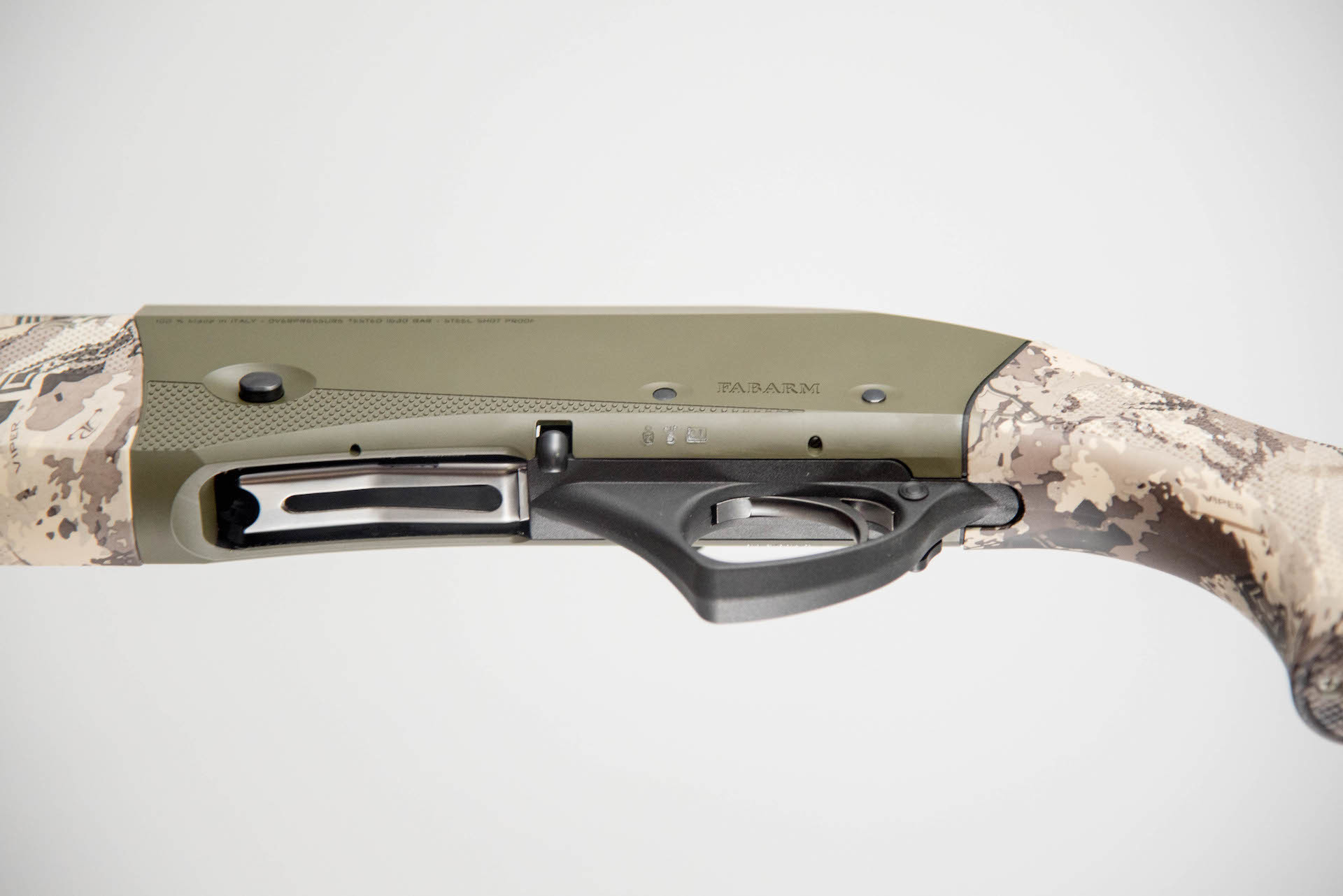 Fabarm XLR Waterfowler True Timber Viper 12GA 28""