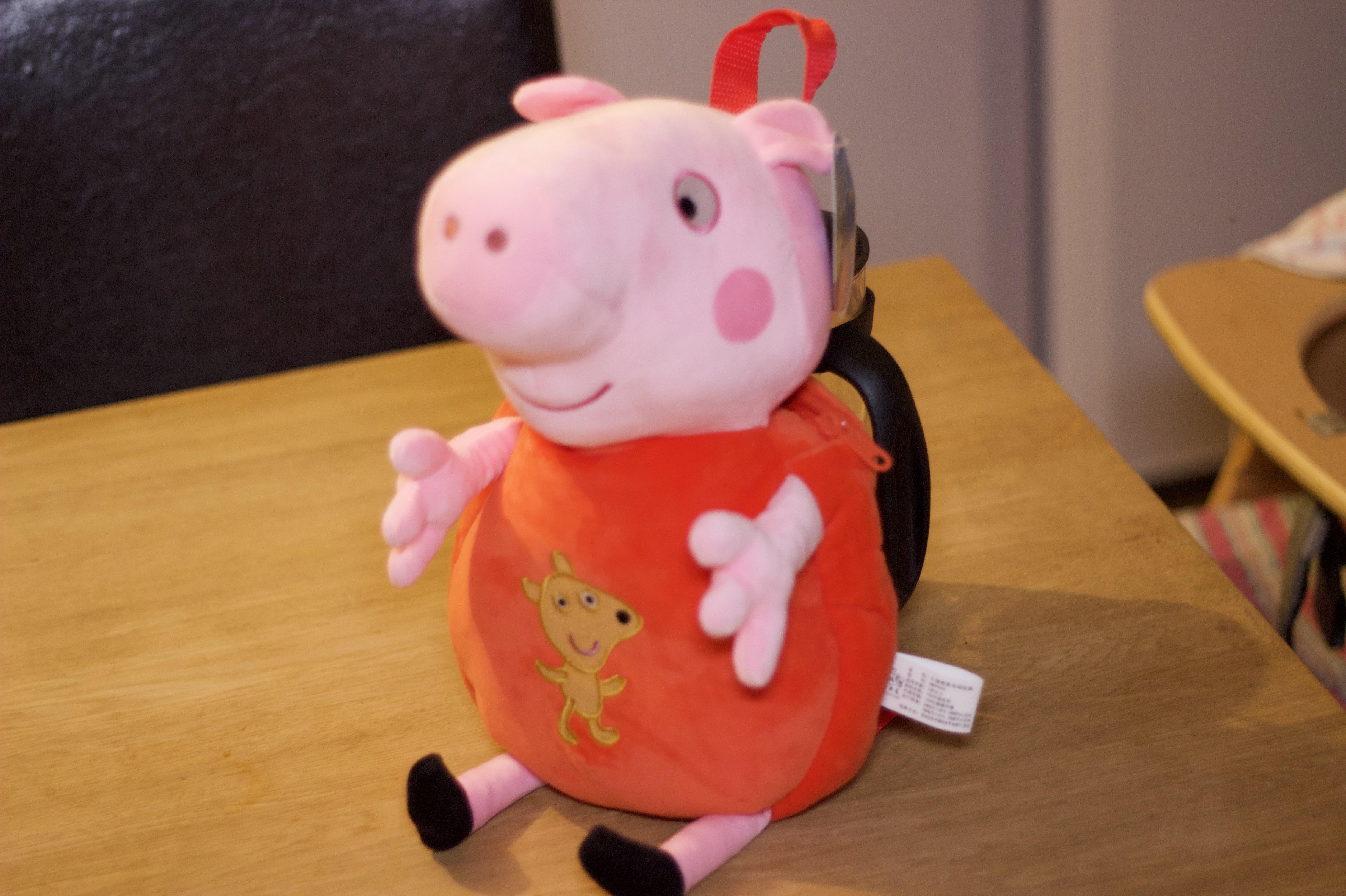 Peppa Pig Backpack 30cm 00001