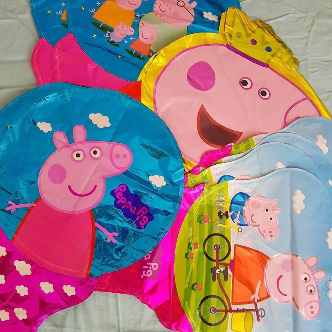 Peppa Pig Balloons 00033