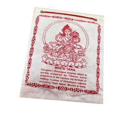 Encens tibétain poudre Tara Blanche